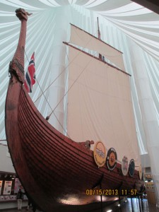 Hjemkomst Ship-100