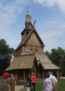 Stave Church-100